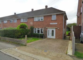 Thumbnail 3 bed semi-detached house to rent in Sycamore Road, Strood, Rochester