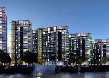 Thumbnail 1 bed flat to rent in Riverlight Quay, Nine Elms Lane, London