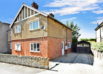 Thumbnail 2 bed semi-detached house for sale in Pretoria Road, Canterbury, Kent