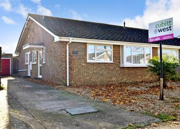 Thumbnail 2 bed semi-detached bungalow for sale in Pinehurst Park, Bognor Regis, West Sussex