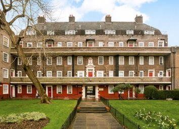 Thumbnail 3 bed flat for sale in Grant House, Albion Avenue, Clapham, London