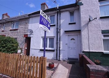 Thumbnail 2 bed terraced house for sale in Sandown Road, Cosham, Portsmouth, Hampshire