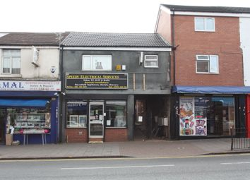 Thumbnail Retail premises to let in Soho Road, Handsworth, Birmingham