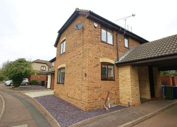 Thumbnail 2 bed semi-detached house to rent in Ark Avenue, Grays