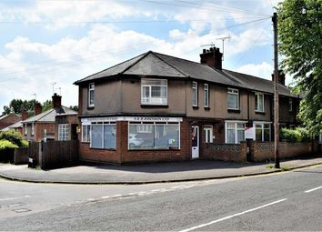 Thumbnail 4 bed end terrace house for sale in Westfield Road, Wellingborough