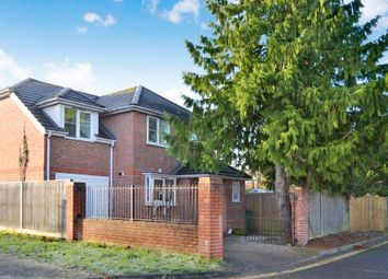 Thumbnail 3 bed detached house for sale in Howard Road, Newbury