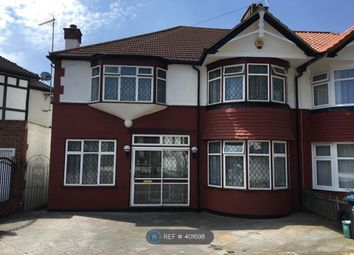 Thumbnail 5 bed semi-detached house to rent in Helena Road, London