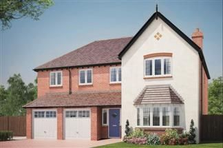Thumbnail 5 bed detached house for sale in Efflinch Lane, Burton-On-Trent