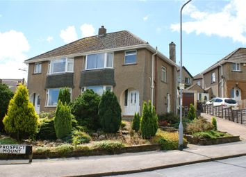 Thumbnail 3 bed semi-detached house for sale in Prospect Mount, Keighley, West Yorkshire