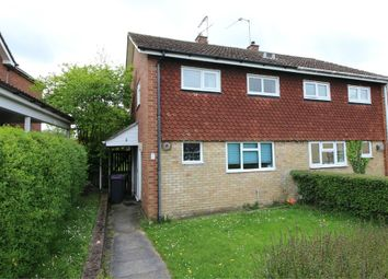 Thumbnail 2 bed semi-detached house for sale in Narberth Crescent, Llanyravon, Cwmbran, Torfaen