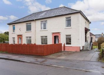 Thumbnail 2 bed flat for sale in Rampart Avenue, Knightswood, Glasgow