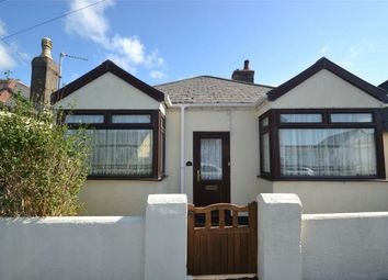 Thumbnail 3 bed detached bungalow for sale in Barton Avenue, Braunton