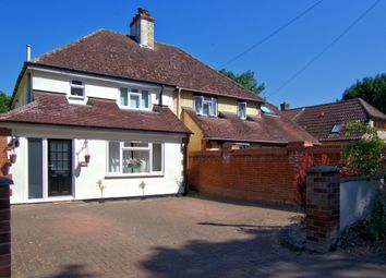 3 bed semi-detached house for sale in Newton Road, Little Shelford, Cambridge CB22