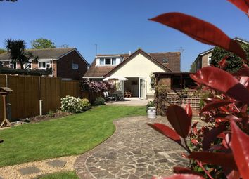 Thumbnail 3 bed semi-detached bungalow for sale in Woodlands Lane, Hayling Island