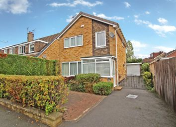 Thumbnail 3 bed detached house for sale in Newcombe Drive, Arnold, Nottingham