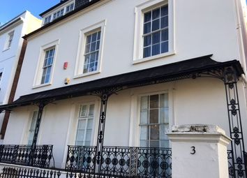 Thumbnail 3 bed flat to rent in First Floor, 3 Clarendon Place, Leamington Spa