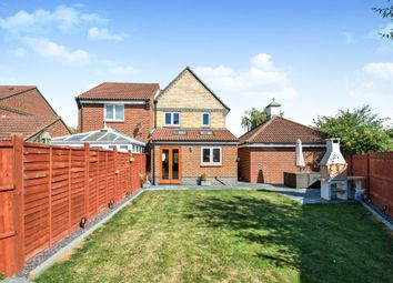 Thumbnail 3 bed semi-detached house for sale in Chelmer Drive, South Ockendon
