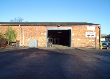 Thumbnail Warehouse to let in The Chase, Cambridgeshire
