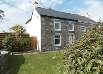 Thumbnail 3 bed semi-detached house for sale in Rame Terrace, Rame Cross, Penryn