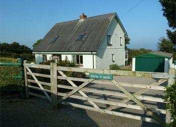 Thumbnail 3 bed detached bungalow for sale in Trem Y Mor, Pontgarreg, Llandysul, Ceredigion