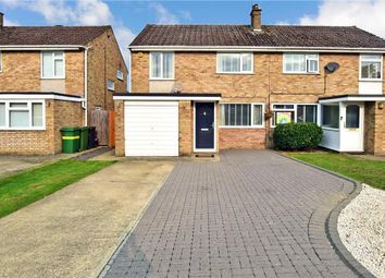 3 bed semi-detached house for sale in The Landway, Bearsted, Maidstone, Kent ME14