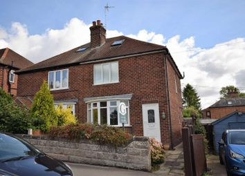Thumbnail 2 bed semi-detached house for sale in Landseer Road, Southwell