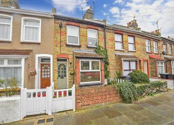 Thumbnail 2 bedroom terraced house for sale in Churchill Road, Gravesend, Kent