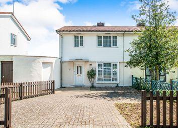 Thumbnail 3 bed semi-detached house for sale in Montgomery Avenue, Hemel Hempstead Industrial Estate, Hemel Hempstead