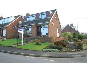 Thumbnail 3 bed detached house for sale in Bardsley Gate Avenue, Stalybridge, Cheshire