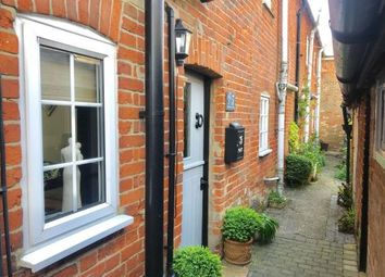 Thumbnail 1 bed terraced house for sale in Millground Cottages, Mill Lane, Weston, Hitchin