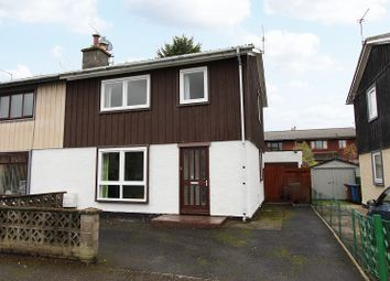 Thumbnail 3 bed semi-detached house for sale in 50 Kildonan Crescent, Hilton, Inverness