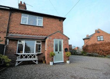 Thumbnail 3 bed semi-detached house for sale in 3 Oakes Corner, Nantwich