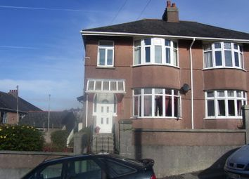 Thumbnail 1 bed flat to rent in Swaindale Road, Devon