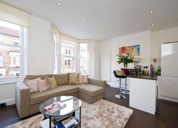 Thumbnail 1 bed flat to rent in Hormead Road, London