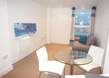 Thumbnail 1 bedroom flat to rent in Regatta Quay, Key Street, Ipswich