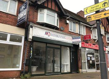 Thumbnail Retail premises for sale in Headstone Gardens, Harrow