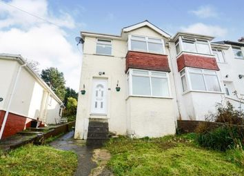 Thumbnail 3 bedroom end terrace house for sale in Colley Crescent, Paignton