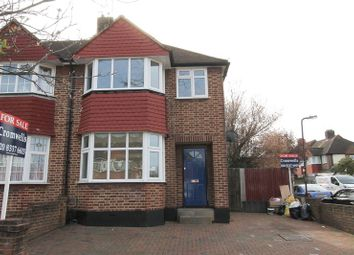 Thumbnail 3 bed end terrace house for sale in Salcombe Drive, Morden
