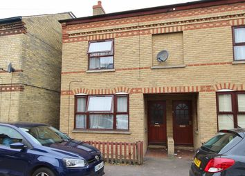 Thumbnail 1 bed end terrace house to rent in Catharine Street, Cambridge