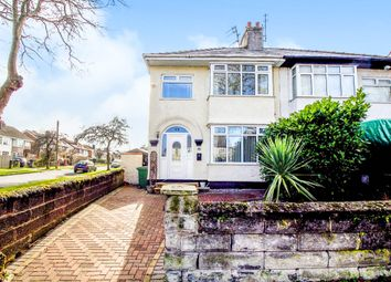 Thumbnail 3 bed semi-detached house for sale in Princes Boulevard, Bebington, Wirral