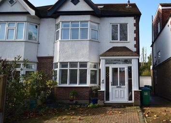 Thumbnail 4 bed semi-detached house for sale in Strawberry Vale, Twickenham