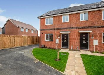 Thumbnail 3 bed semi-detached house for sale in Goldfinch Drive, Attleborough