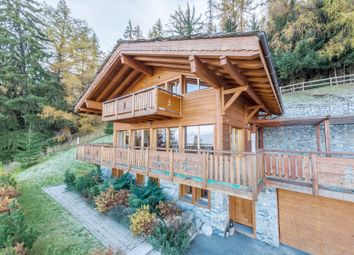 Thumbnail 5 bed chalet for sale in Nendaz, Switzerland
