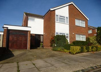 Thumbnail 3 bedroom semi-detached house for sale in Ditchling Close, Luton