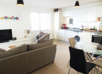 Thumbnail 2 bed flat for sale in Wain Close, Penarth