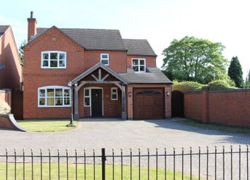 Thumbnail 5 bed detached house for sale in Appleby Magna, Derbyshire