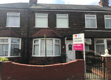 Thumbnail 2 bedroom terraced house for sale in Cambridge Road, Hessle