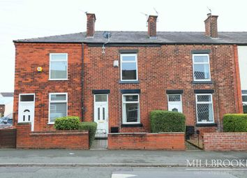 Thumbnail 2 bed terraced house to rent in Hilton Lane, Walkden