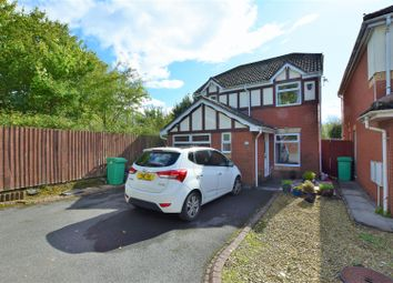 Thumbnail 3 bedroom detached house for sale in Lascelles Drive, Pontprennau, Cardiff