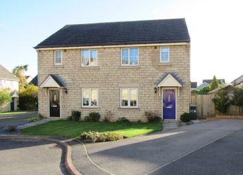 Thumbnail 3 bed semi-detached house for sale in Elm Close, Rossington, Doncaster